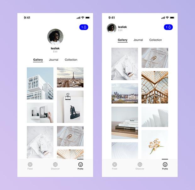 User Profile [Redesign]